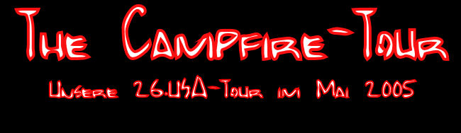 "ANKLICKEN: ""The Campfire-Tour"""